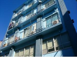 横浜ビル外壁塗装工事