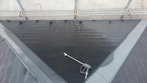 屋根水洗い高圧洗浄